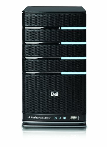 HP EX495 1.5 TB MediaSmart Home Server (Black)