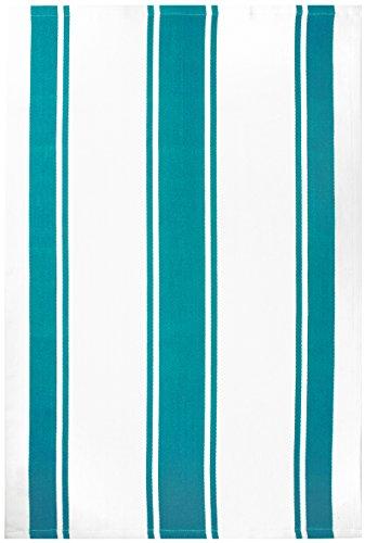 MUkitchen 100% Cotton Oversized Designer Kitchen Towel, Surf - 20 x 30 ()