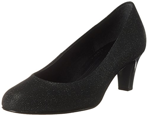 Gabor Dames Fundamentele Zwarte Pumps (67 Zwart)