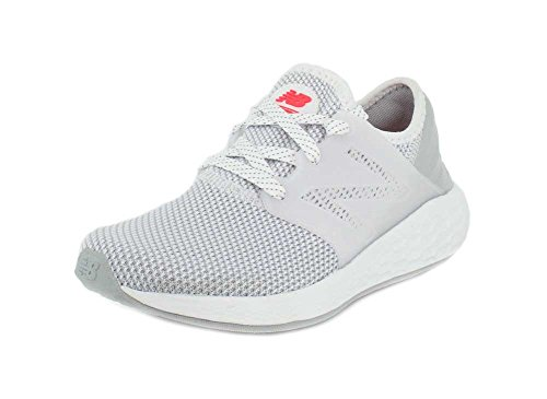 New Balance Womens Fresh Foam Cruz V1 Running Shoe Bianco / Bianco