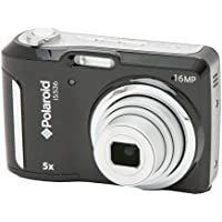 Polaroid 16MP Slim Digital Camera 2.4-Inch Screen (IS536-BLK-MCF)