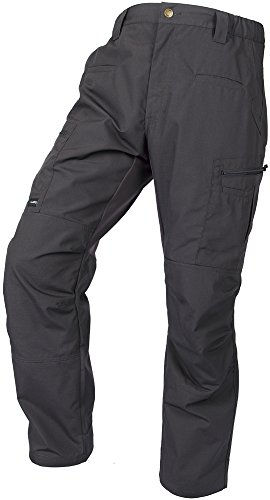 LA Police Gear Men's Teflon Coated Water Resistant STS Atlas Tactical Cargo Pant CHC-30 x 30 Charcoal