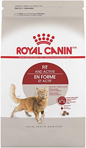 Royal Canin Croquetas para Gatos, Adult Fit, 3.17 kg 2
