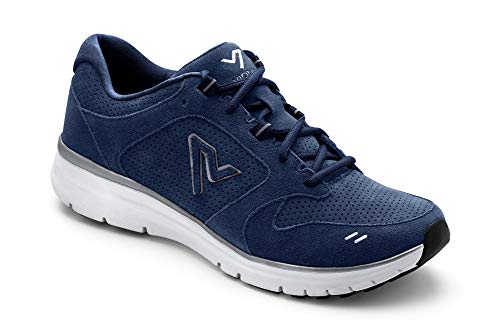 (Vionic Men's VIO-NRG Revive Sneaker Navy 8.5 M US)