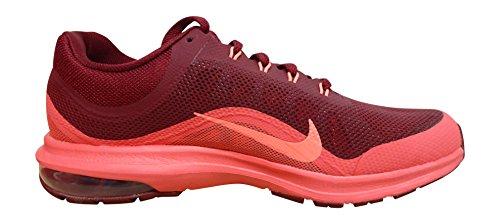 Nike Air Max Dynasty 2 Mens Sneakers Da Corsa Scarpe Da Ginnastica Team Rosso Brillante Mango 600