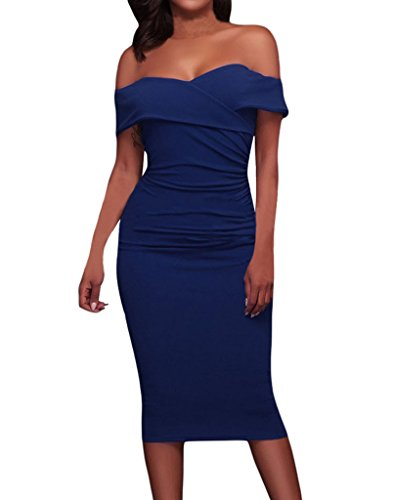 Designer Sexy Cocktail Party Dress - 8