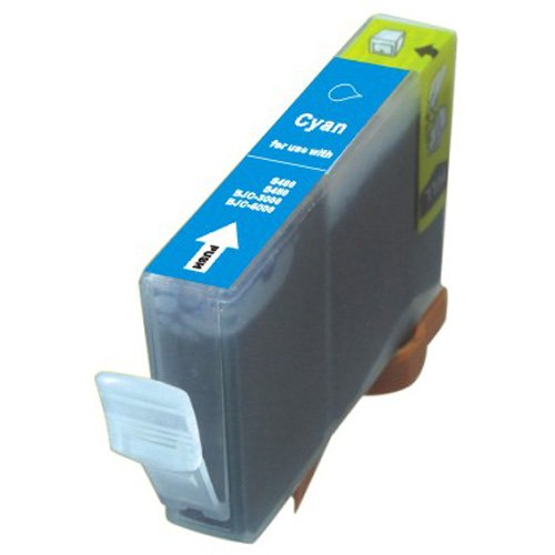 Cyan Compatible Ink (Generic  4-Pack CYAN Compatible Ink w/ Chip for Canon CLI-226 Compatible with: Pixma ip4820, iP4920, iX6520, MG5120, MG5220 Wireless, MG5320, MG6120 Wireless, MG6220, MG8120 Wireless, MG8220, MX882)