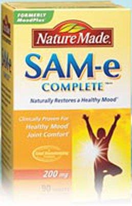 Nature Made® SAM-e 200 mg - 90 Enteric Coated Tablets