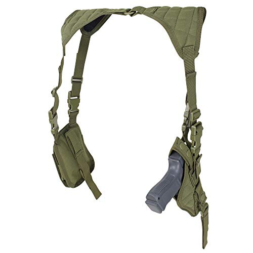 Condor Outdoor Vertical Shoulder Holster (OD)