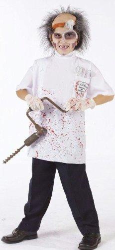 Morris Costumes Dr Killer Driller Child 8-10]()