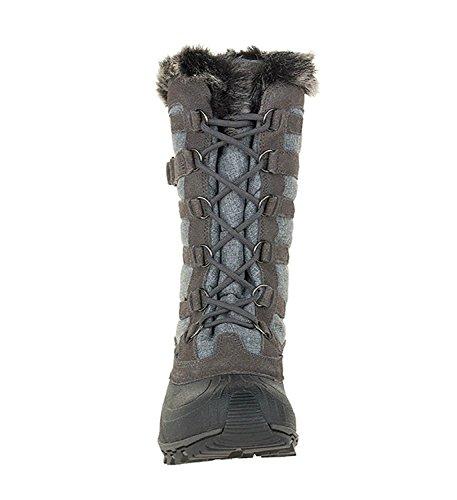 Kamik Women's Boot Charcoal Women's Kamik Snowvalley wOqaH