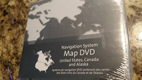 GM Navigation System Map DVD V3.0 (USA, Canada, Alaska) GM Disc 25850927 Tahoe Yukon Avalanche Silverado Suburban Sierra Cadillac SRX