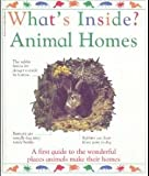 Animal Homes, Dorling Kindersley Publishing Staff, 1564582183