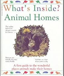 Animal Homes (What's Inside?)