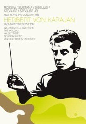 DVD : KARAJAN, HERBERT VON - New Years Eve Concert 1983 (United Kingdom - Import)