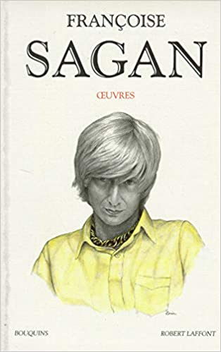 Amazon Fr Oeuvres De Francoise Sagan Sagan Francoise Livres