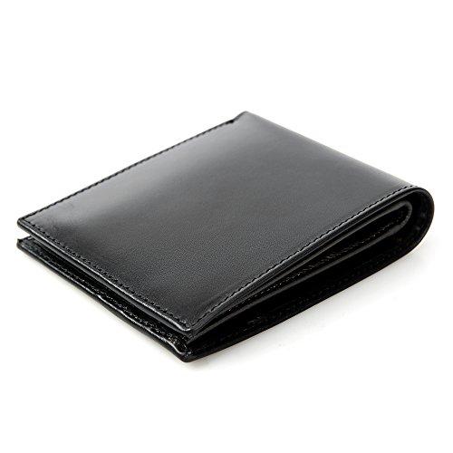 Wallet Handmade Leather Slim RFID Italian Men's Genuine Tuscany Blocking Bd8B4q
