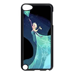 frozen,anna and elsa,snowman frozen forever series protective cover FOR Ipod Touch 5 SB4553062