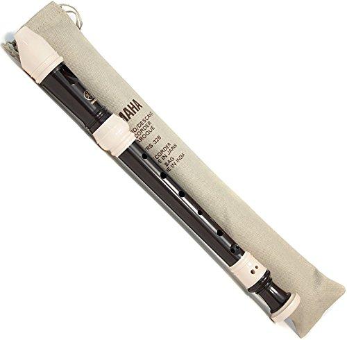 Yamaha YRS314BIII Flauto Dolce, Soprano in Do, Barocco, Noce Yamaha Musical Instruments YRS 314BIII YRS-314B YRS-314BIII