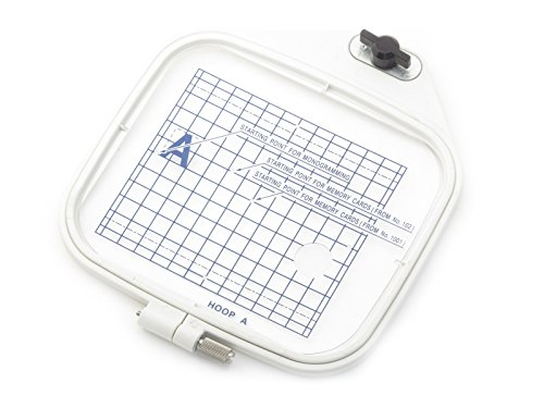 (Embroidery Hoop A - 4.3