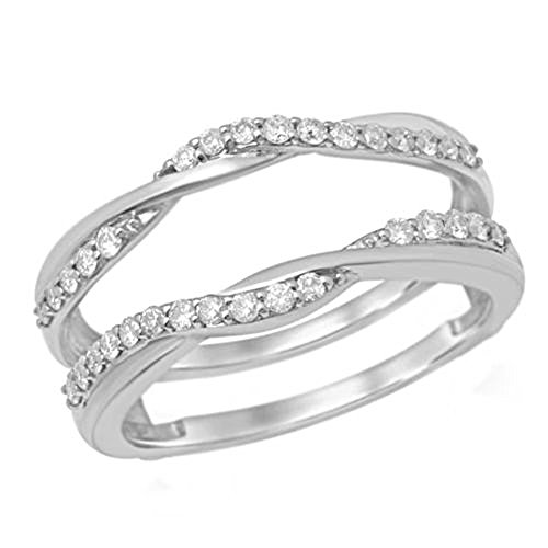 omega jewellery 10K White Gold