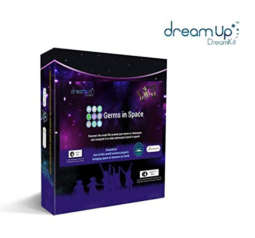 DreamKit: Germs in Space STEM Science All-in-One Experiment Kit ()
