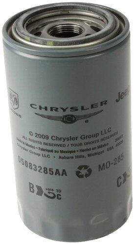 Mopar Oil Filter Spin-On
