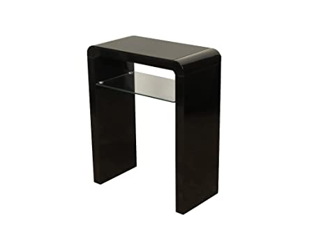 black hall console table. Atlanta Black Console Table With Shelf - Hall For Hallway Small N
