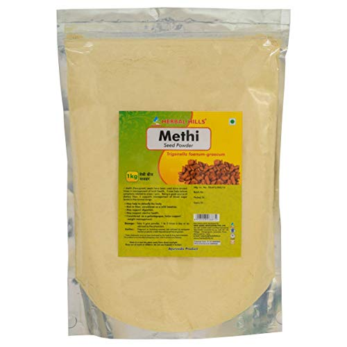 Herbal Hills Methi Seed Powder, 1000G