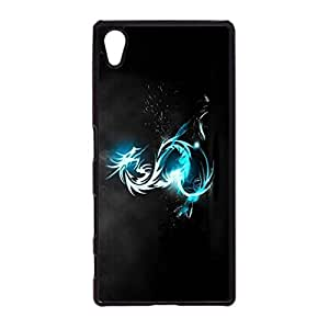 Sony Xperia Z5 3D Phone Case Cute Bunny With Various Forms Design Cover Back Snap on Sony Xperia Z5 Lively And Flexible Mobile Shell