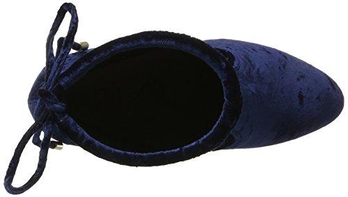Bleu Azul Paule stc Unisa Femme Bottes vPqnIS