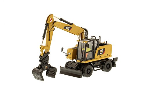 Caterpillar M318F Wheeled Excavator High Line Series Vehicle