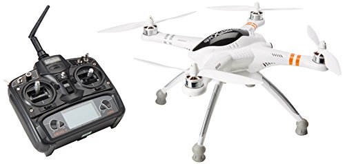 Walkera qr x350pro rtf1 Ready to Fly Quadcopter / Quadrotor Drone UAV - with DEVO 7 Remote (White)