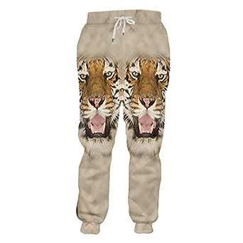 Pantalón de Tiro feroce para Hombre Estampado en 3D Amarillo para ...