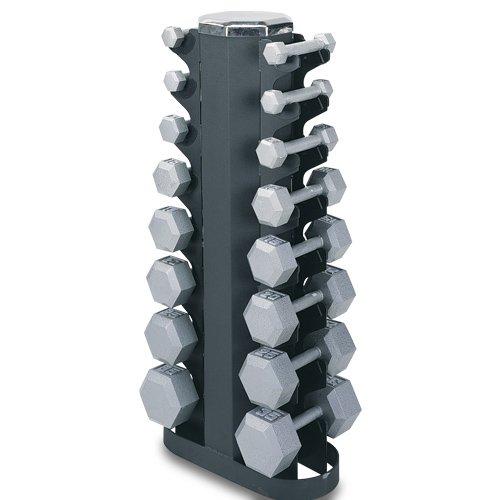 2 Sided Vertical Dumbbell Rack