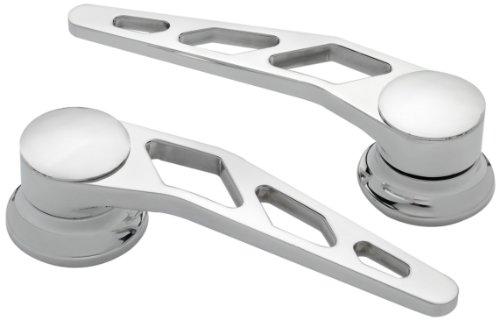 Exterior Accessories Billet Door Handles (Lokar IDH-2011 Polished Billet Aluminum Door Handle for Ford - Pair)