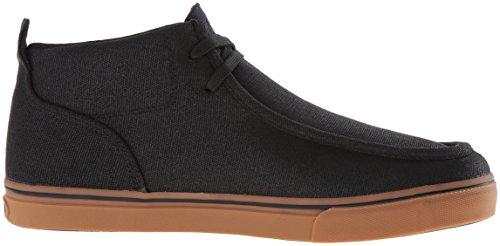Lugz Mens Strider Cc Mode Sneaker Noir / Gomme