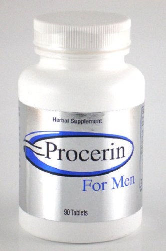 Procerin-For-Men-90-Tablets-Hair-Re-Growth-Thinning-Hair-For-Men