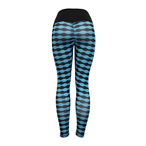 Women Sports Pants Hight Waist Yoga Fitness Leggings Running Stretch Cotton Trousers Casual Polyester Elastic Jeans