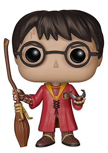 Harry Potter Funko Harry Quidditch