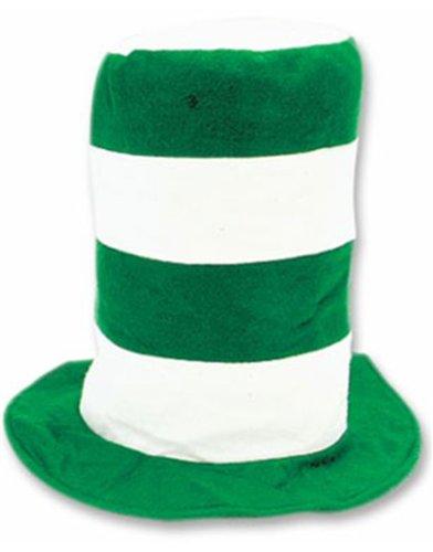 Green Irish Stovepipe Hat