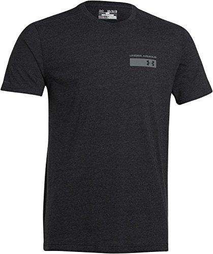 Under Armour Army (Under Armour - Under Armour Tee Shirt - Military Issue - Black - Small)