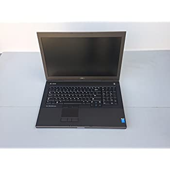 "Dell Precision M6800 17.3"" LED Notebook - Intel Core i7 i7-4810MQ Quad-core (4 Core) 2.80 GHz 462-7617"