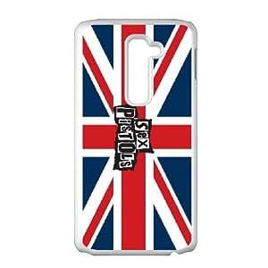 The-Sex-Pistols LG G2 Cell Phone Case White Jghjx