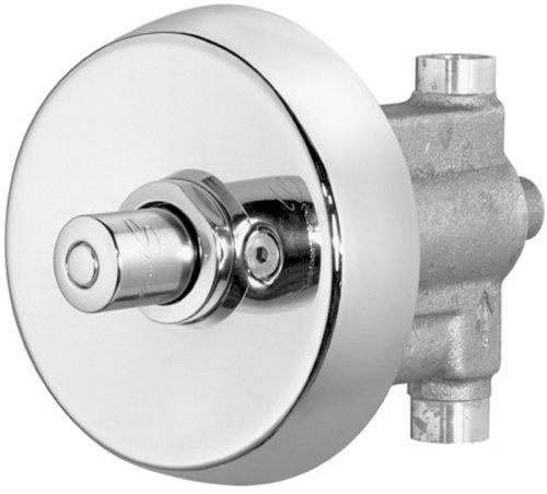 Symmons 4-420 Showeroff Metering Shower Valve, Chrome 0.5' Volume Control Rough