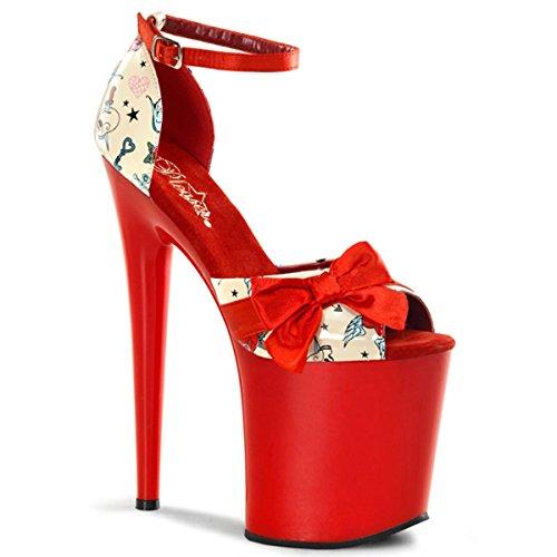 Heels-Perfect - Zapatos de vestir de material sintético para mujer multicolor - multicolor