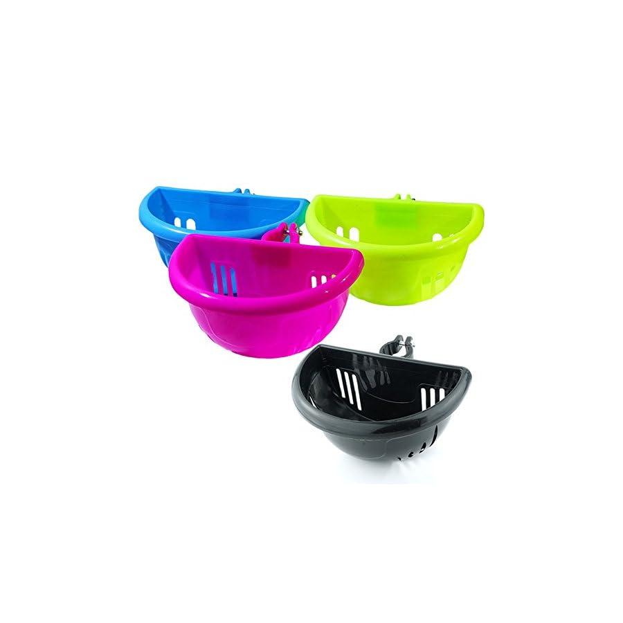Xpeke Kids Scooter Basket Plastic Bike Baskets