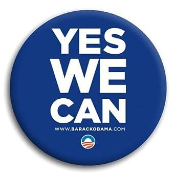 yes we can by obama Le slogan «yes we can» de barack obama avait marqué la campagne présidentielle américaine en 2008 nathan bilow/associated press un ancien conseiller du.