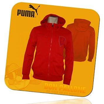 Puma Scuderia Ferrari Softshell Jacket/Fórmula I Capucha Chaqueta/, color , tamaño S: Amazon.es: Deportes y aire libre