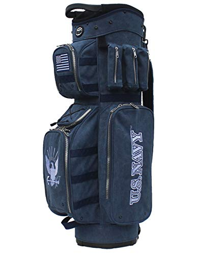 Hot-Z Golf Active Duty Cart Bag Navy ()